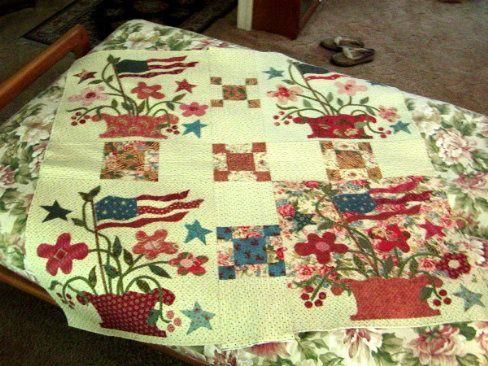 Blackbird Designs Quilt Blackbird Designs Patriotic Quilts And Applique Quilts