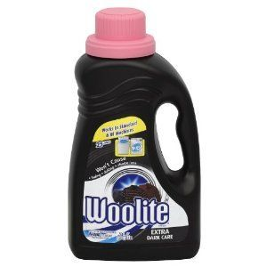 Woolite Extra Dark Care For Dark Colors 2x 50 Oz Laundry
