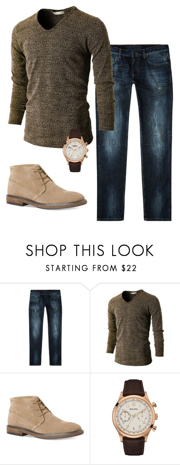 """For Dad"" by clearcreativephotography on Polyvore featuring Dolce&Gabbana, Calvin Klein, Bulova, men's fashion and menswear"