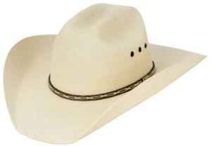 4a49b69177a Atwood 15X Hereford Palm Leaf Cowboy Hat