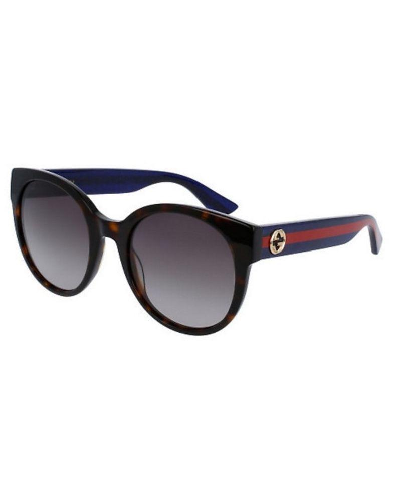 df50d8dc854 Sunglasses GUCCI original GG0035 S 004 54-22 Havana Blue Brown (eBay Link)