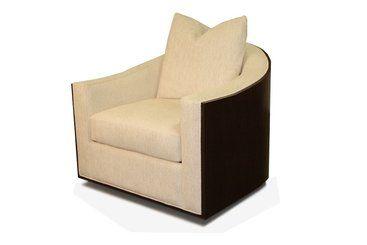 Kreiss Mambo Swivel Lounge Chair Swivel Chair Modern