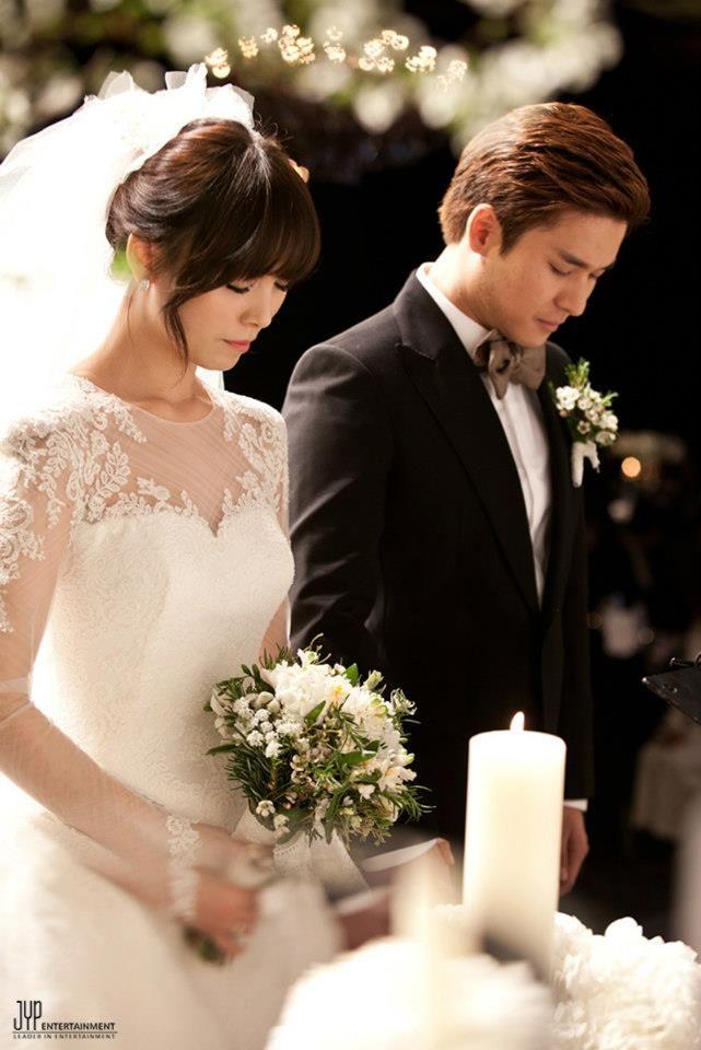 More Photos From Suns Wedding Ceremony Revealed Bonus Photo With Wonder Girls