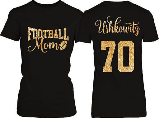 Football Mom Shirts With Images Football Mom Shirts Football