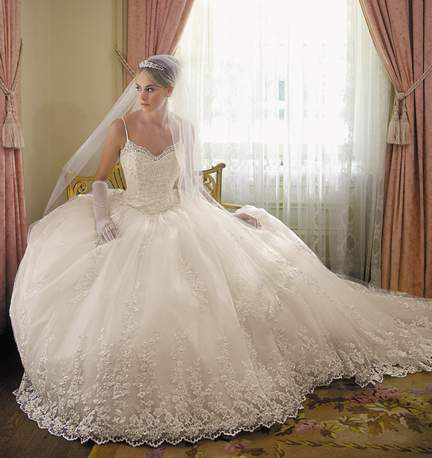 Images of Bridal Wedding Dress - Reikian