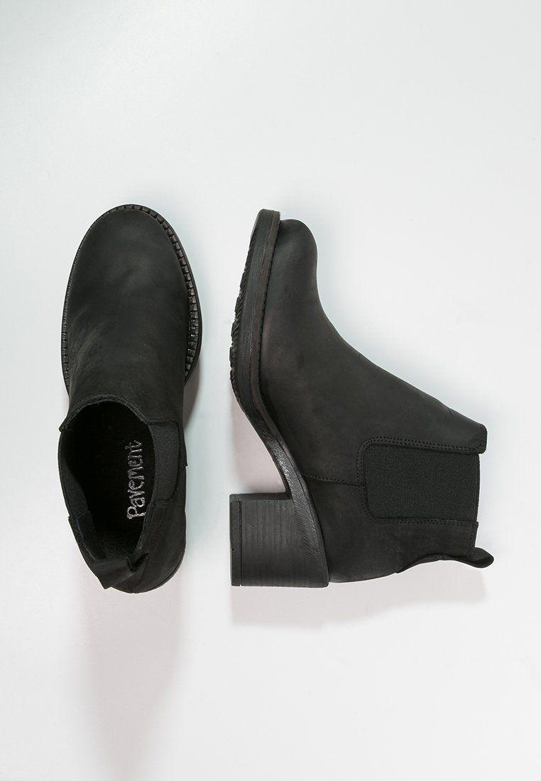 brand new f9ed3 ada90 Pavement CECILE - Ankle Boot - black - Zalando.de   if the ...