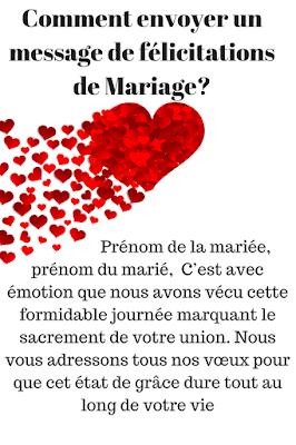 33 Exemples De Texte Original De Félicitations De Mariage En