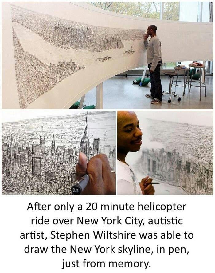 Memory level: autism