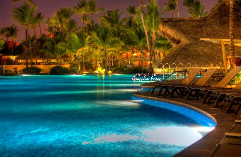 Dominican Republic Punta Cana Barcelo Bavaro Palace Deluxe Places To Travel Beautiful Places Vacation Spots