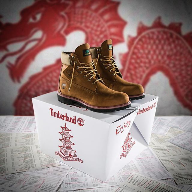 """37d004e7b761 Release Alert  This Sat 11.19 the exclusive Timberland   Jimmy Jazz Sesame  Chicken 6"""" Boot drops in stores and online."""