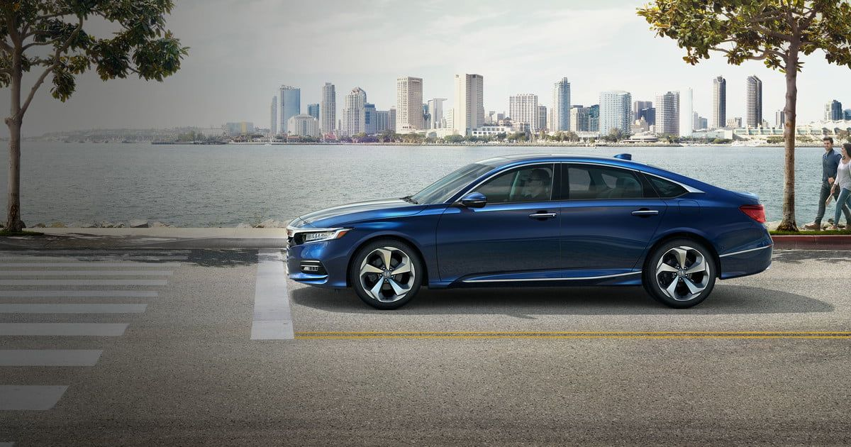 The 2018 Honda Accord Ditches the V6 and Coupe, Keeps