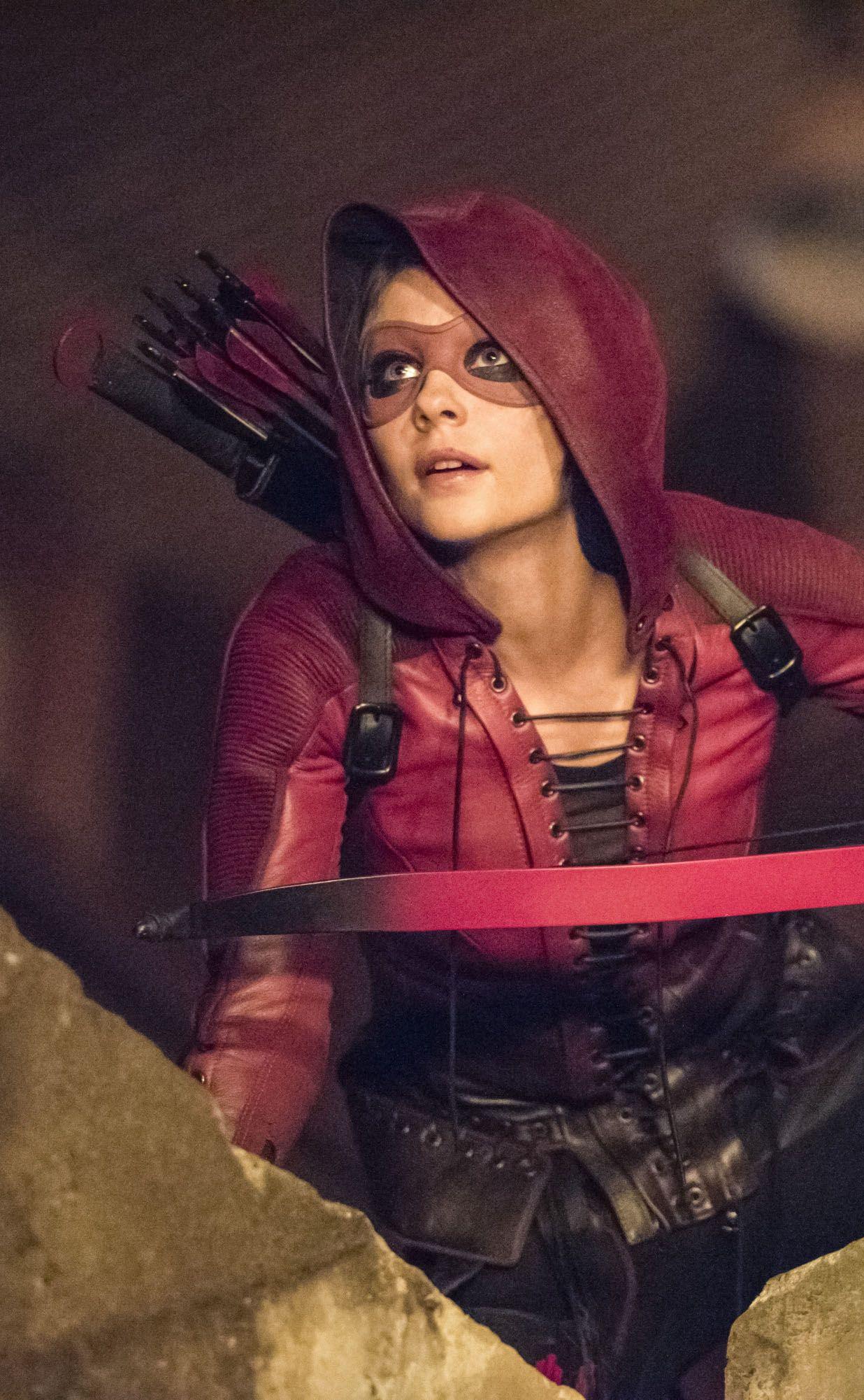 Arrow 4x01 - Green Arrow - Thea Queen / Speedy #arrow #thearrow #greenarrow #thecw #kurttasche