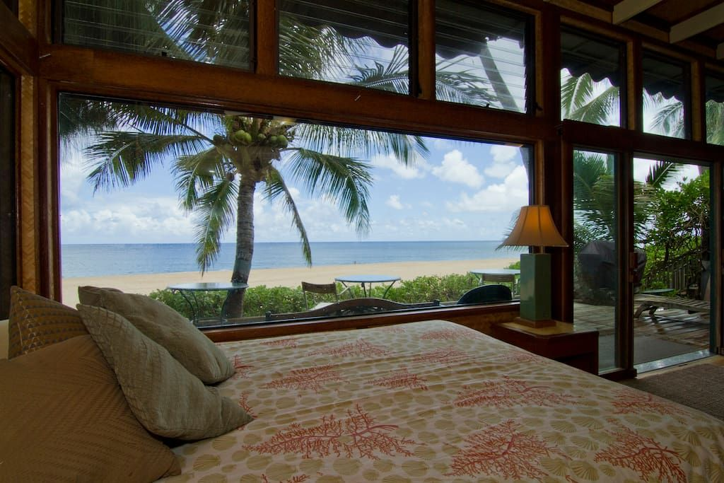 pune'e great for napping in 2019 Solar house, Hawaii