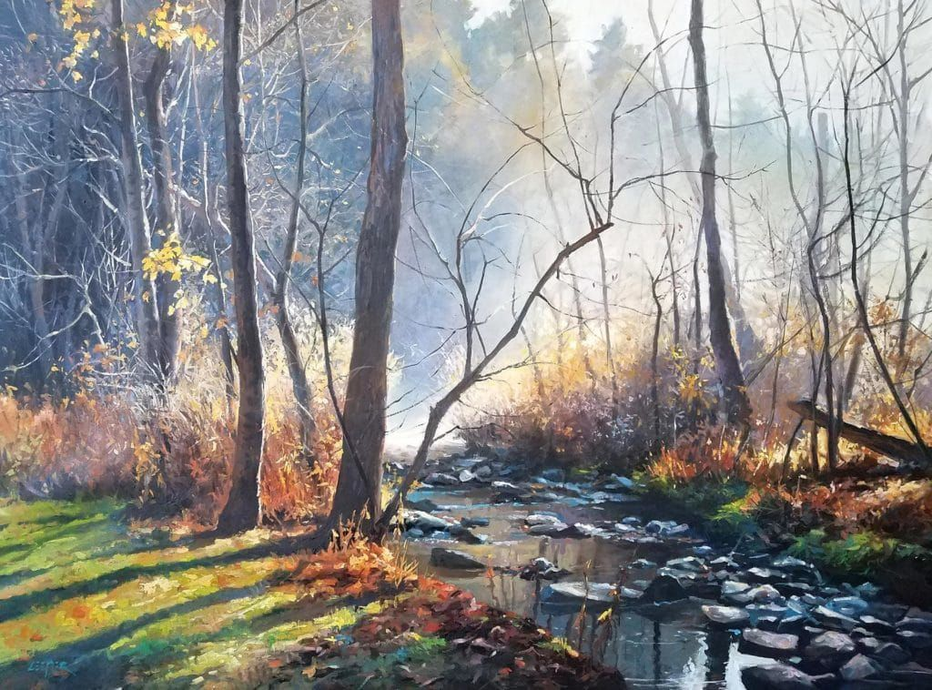11 Renderings of Trees in Landscape Paintings (With images