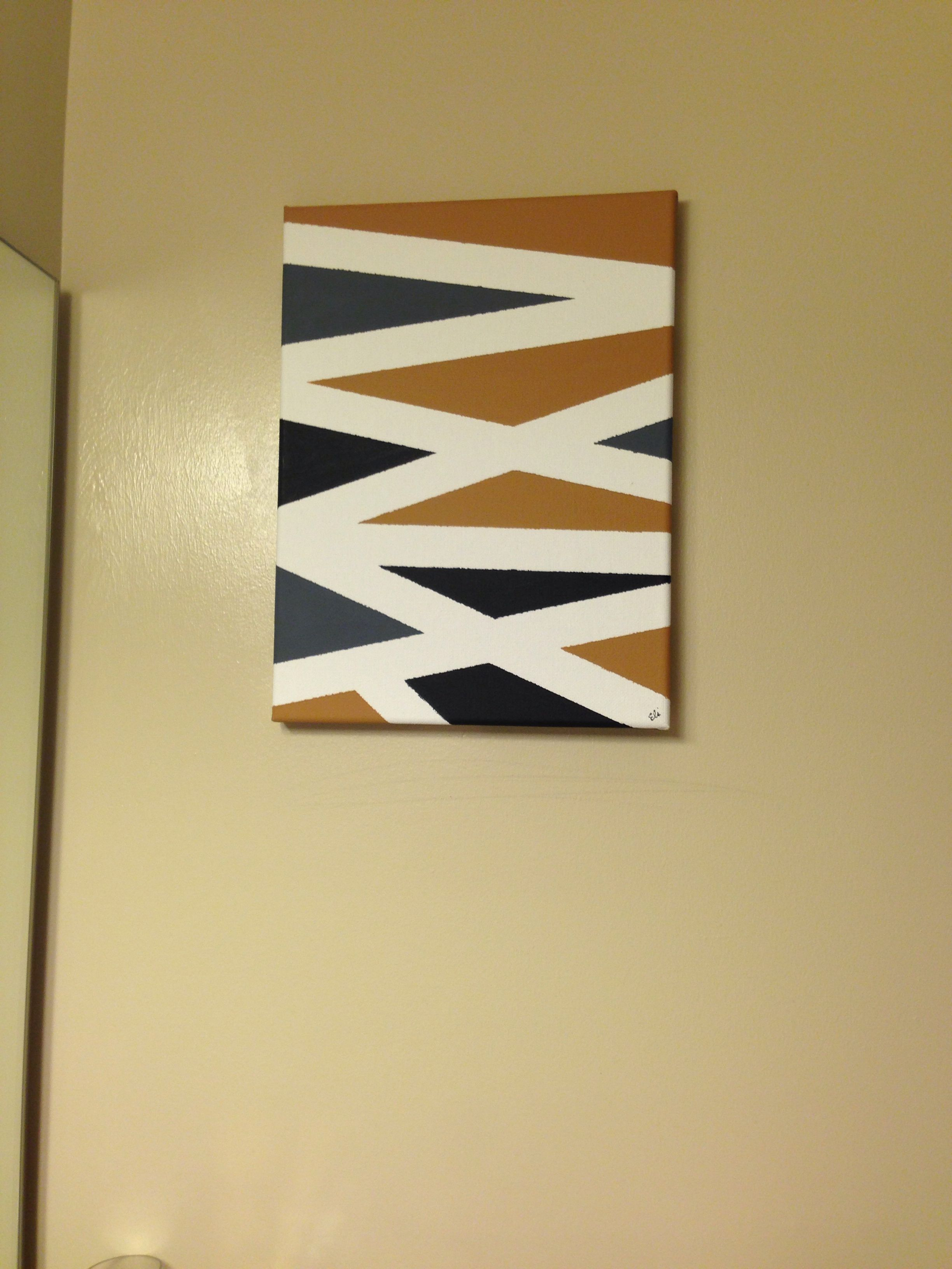 Canvas art ! DIY ! | Thank You Pinterest | Pinterest | Canvases ...