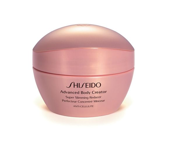 Super Slimming Reducer de Shiseido es candidato en la categoría de Cuidado Corporal. Es un potente tratamiento concentrado corporal adelgazante, anticelulítico y reafirmante. Su fórmula se basa en el nuevo Fat Fighting System, exclusivo de Shiseido, que realiza una triple acción: rompe, quema y previene la acumulación de nuevas grasas en el organismo. Vota ya: http://www.mujerhoy.com/premios-belleza/