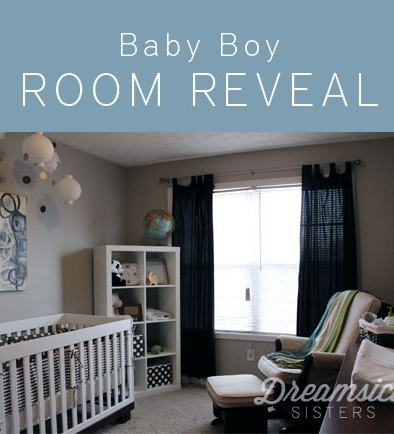 Baby Boy Room Reveal I Like The Navy And Kelly Green Color Combo On That Blanket Perfect For A Baby Boy Sarah Baby Boy Rooms Baby Boy Bedroom Boy Room