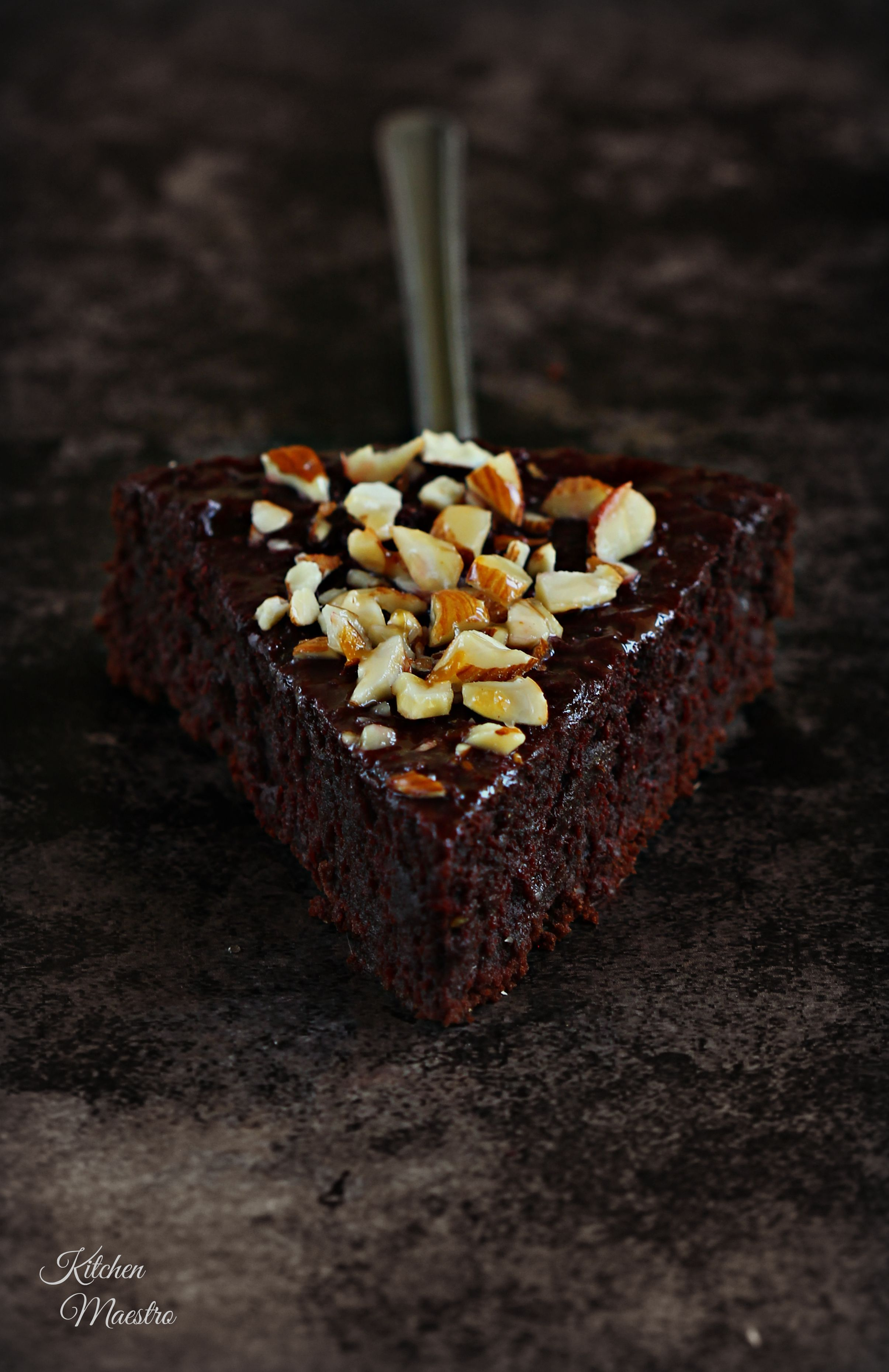 Kitchenmaestro Desserts Arabic Food Chocolate Cake