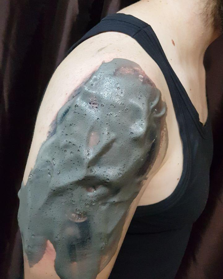 2pac portrait tattoo done by @savvas_tattoo 🤟 #tattoo #tattooed #tats #ink #inklover #inkcity #inked #inkpeople #realistictattoo #realistictats #realism #blackandwhite #blackandwhitetattoos #portrait #portraittattoo #2pactattoos #2pac #2pacportrait #legend #thessaloniki #thessalonikitattoos #savvastattoo ✌️