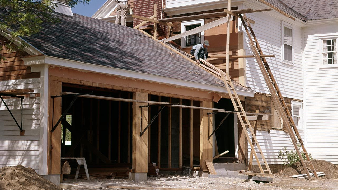 Fha Loan Lets You Buy And Renovate A Home Bankrate Construction Loans Building A Garage Home Improvement Loans