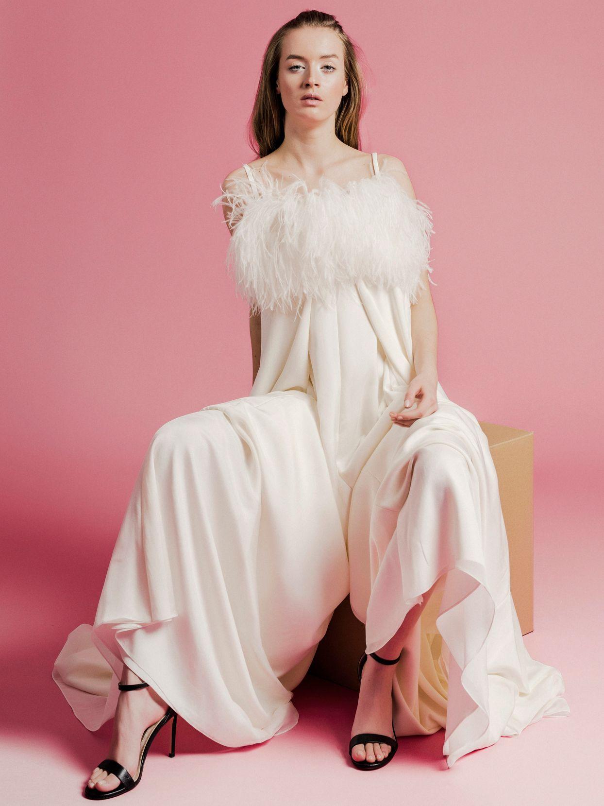 Sophie Et Voilà Spring 2021 Wedding Dress Collection in