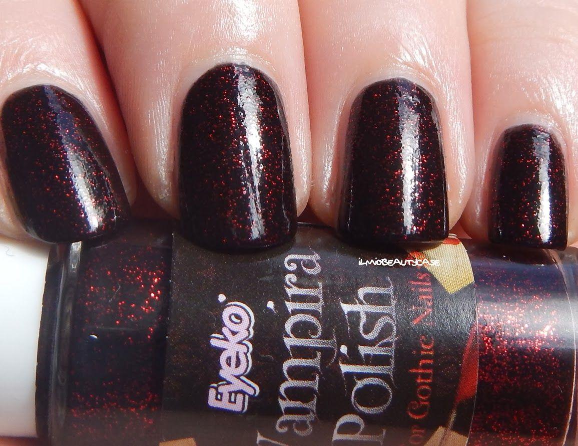Discontinued Days: Eyeko Vampira Polish (For Gothic Nails ...