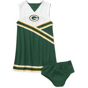 NFL Girls' Green Bay Packers Cheerleader