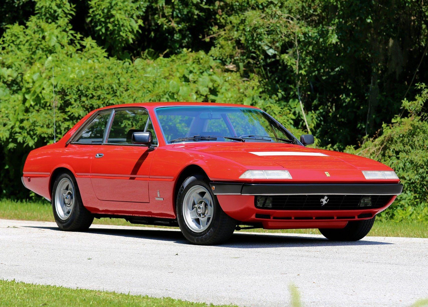 1974 Ferrari 365GT4 2+2 5-Speed | Ferrari | Pinterest | Ferrari ...
