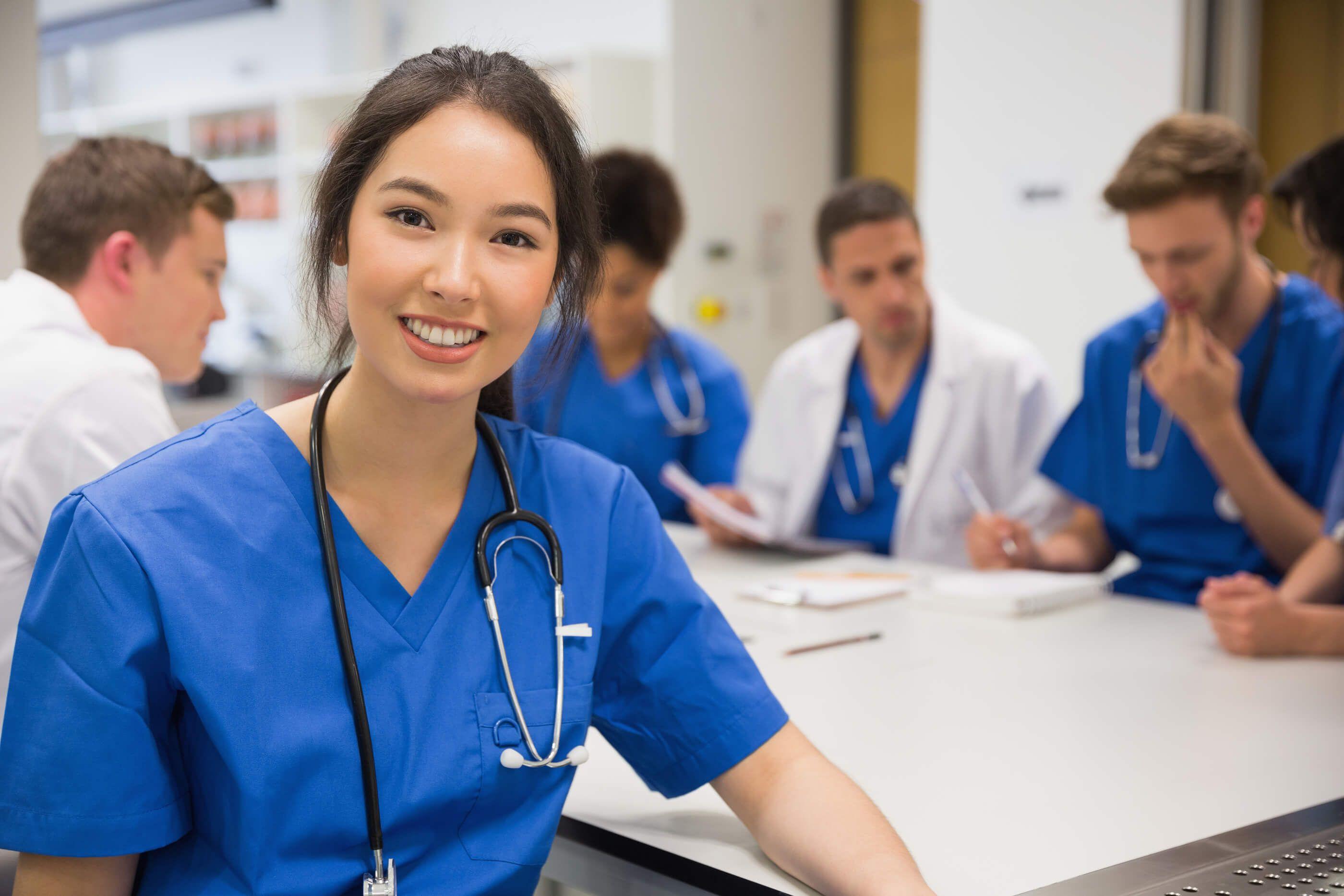 10 Reasons to Choose a Career in Nursing Nursing school