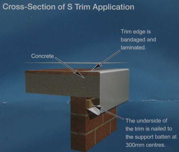 Best S Trim Grp Roofing Details Corrugated Roofing Roofing 400 x 300