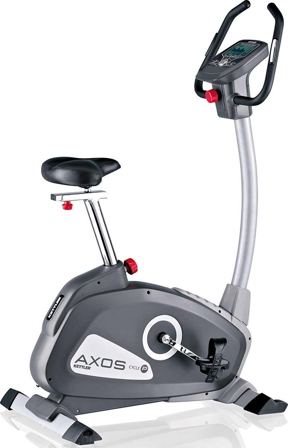 Kettler Axos Cycle P Upright Exercise Bike Review Upright