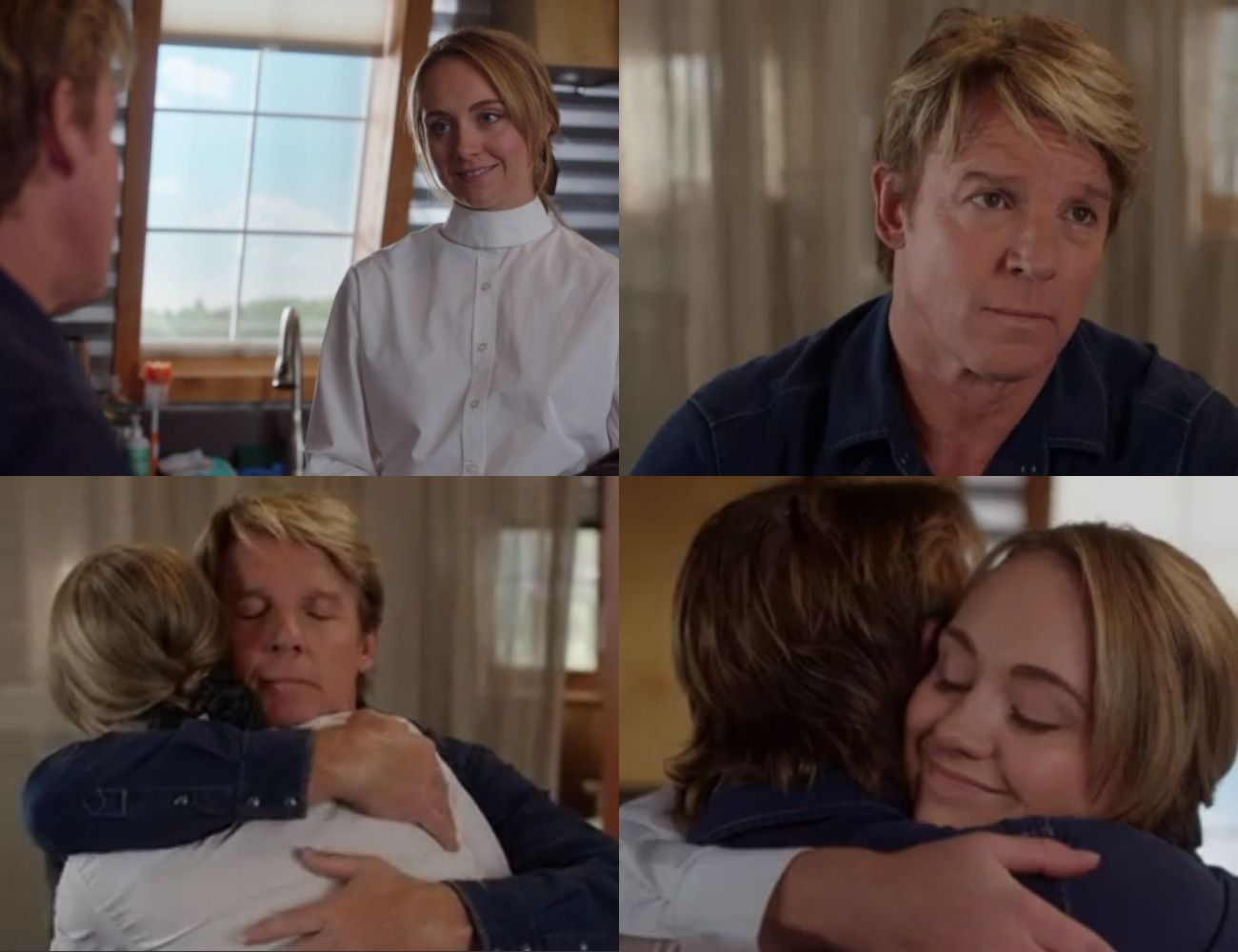 Amy Dad I Wanted To Thank You Tim Oh Honey I Ll Babysit Anytime Amy Not Just For Babysitting Dad Thank Y Heartland Cast Heartland Tv Show Heartland Tv