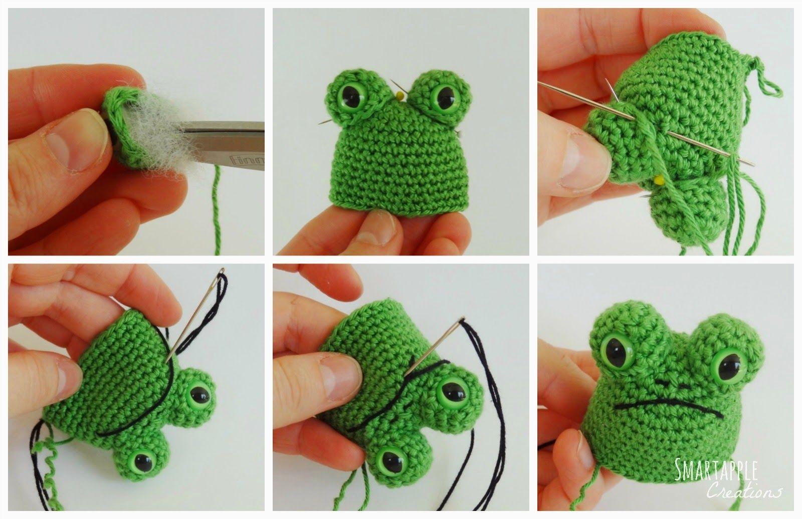 Smartapple Creations - amigurumi and crochet: Free pattern - Fred ...