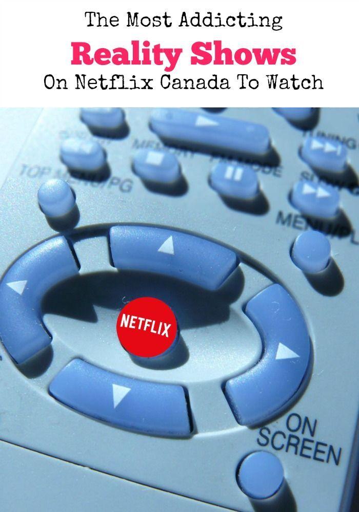 addictive reality tv shows