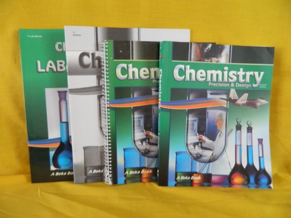 Abeka Chemistry Student Lab Bk More Ln Science School Homeschool School Homeschool Abeka Homeschool Packed with hundreds of practice problems this workbook gives you the practice you need to internalize the essential concepts that form the foundations of chemistry.