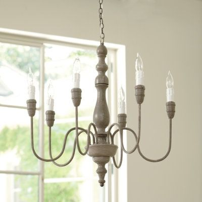 Our Chandelier Dining Room ChandeliersDining RoomsGrey ChandeliersChandeliers On SaleKitchen