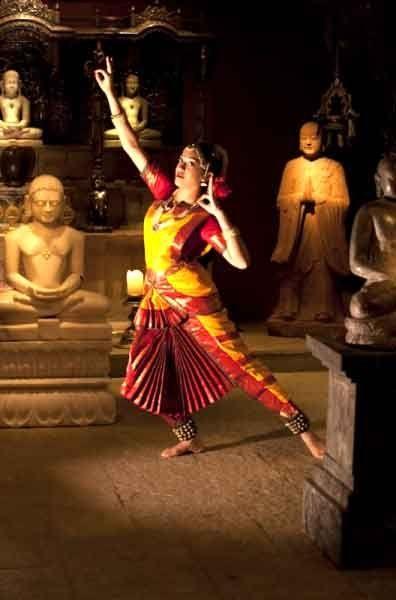 Pleats Pure Silk Bharatanatyam Costume