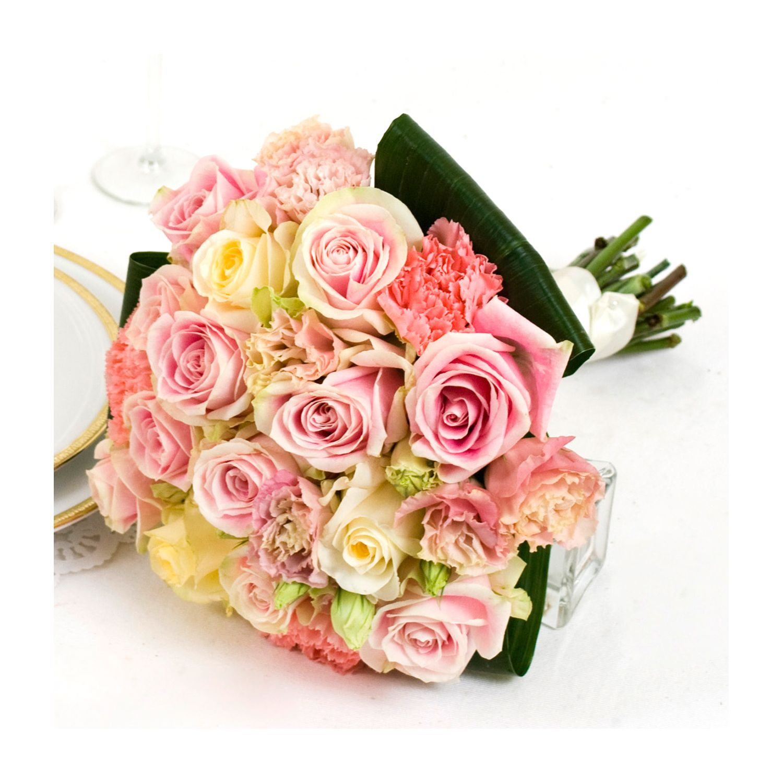 Wholesale Wedding Flower Packages: Bridesmaid Bouquets (3 Pc