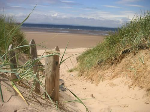 Gullane Beach
