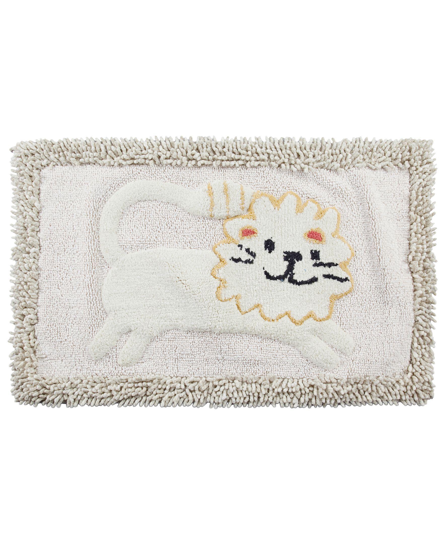 Creative Bath Bath Accessories Animal Crackers Bath Rug