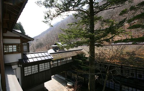 Hoshi Ryokan, Komatsu, Japan  Founded In 717 AD, This Hotel Has Home Design Ideas