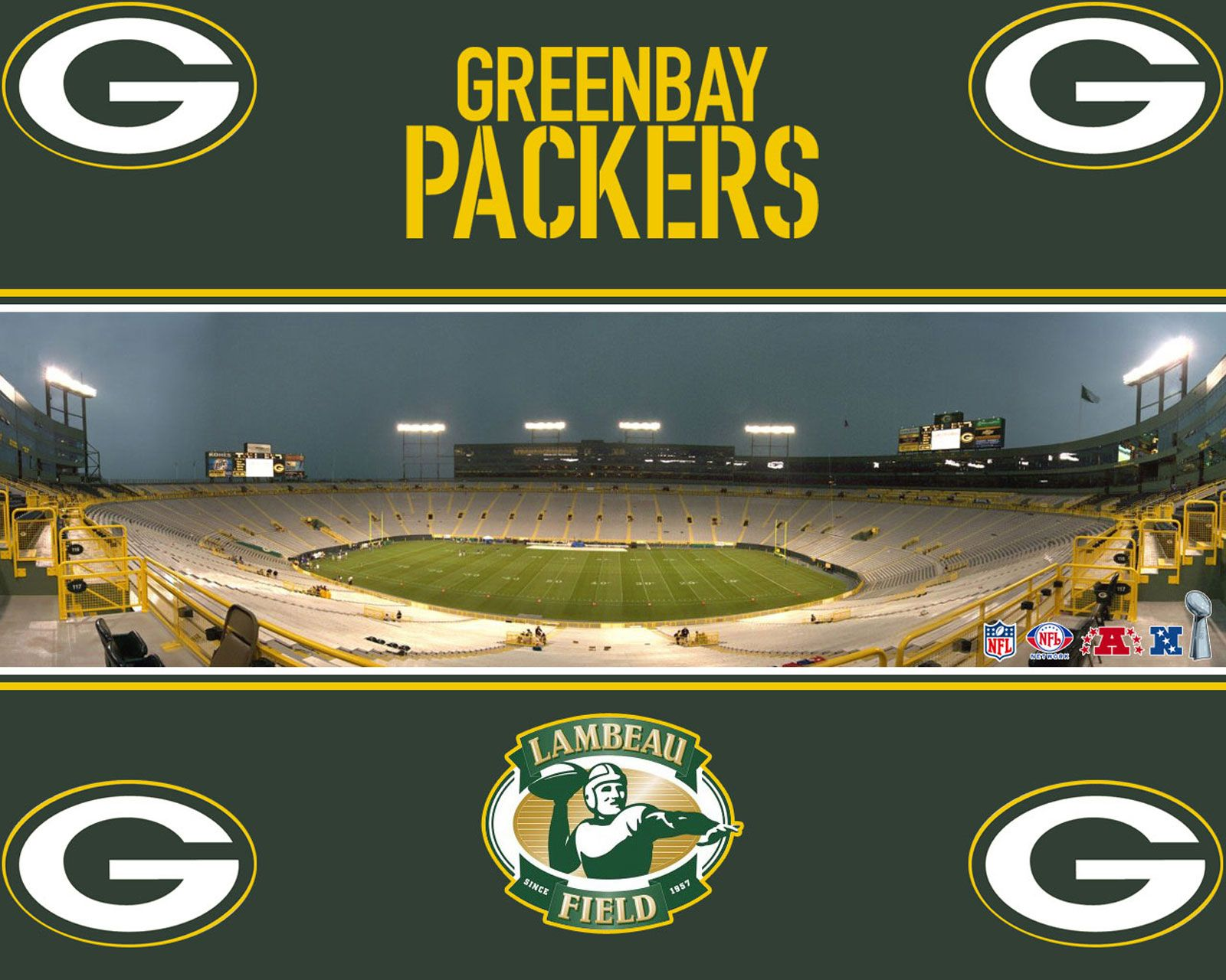 Lambeau Field Green Bay Packers Wallpaper Green Bay Packers Wallpaper Green Bay Packers Green Bay Packers Pictures