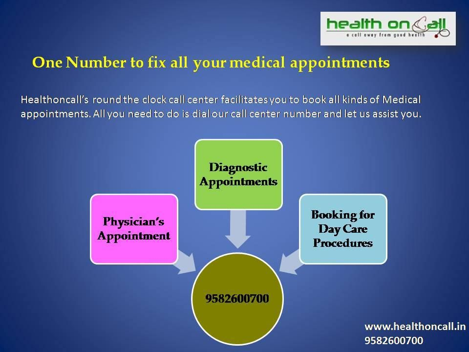 One number for all your healthcare needs