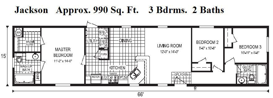 Less than 1 000 floor plans quik houses plans for House plans less than 1000 square feet
