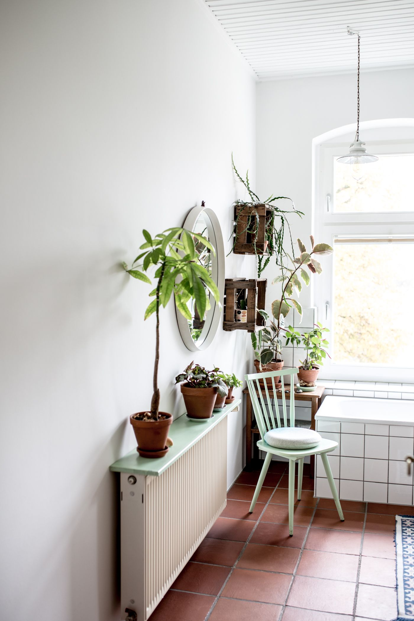 Badezimmer Interior Design With Plants | Badinspiration Lehof Bad ...