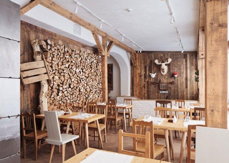 Lacrimi Si Sfinti By Cristian Corvin Mexican Restaurant DesignRestaurant  Interior Interiors Design. Fresh Ideas ...