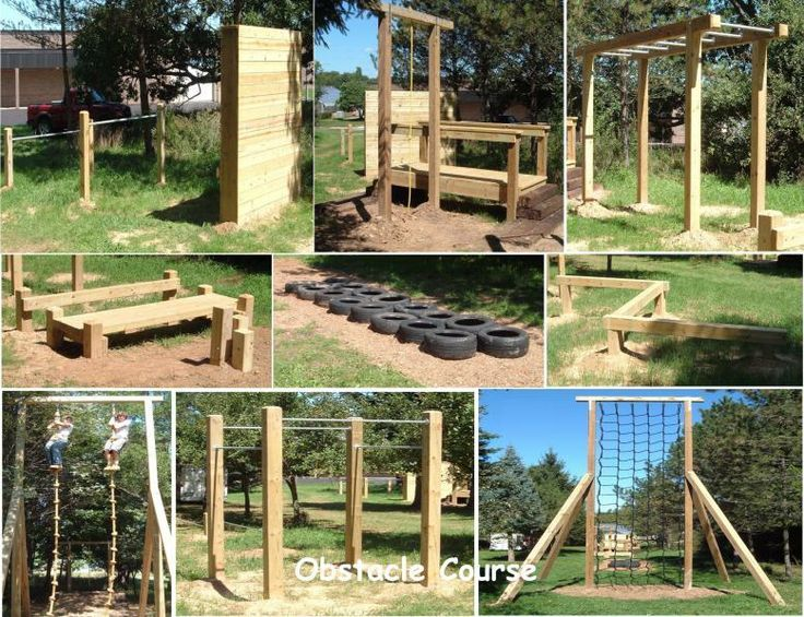 adult obstacle course