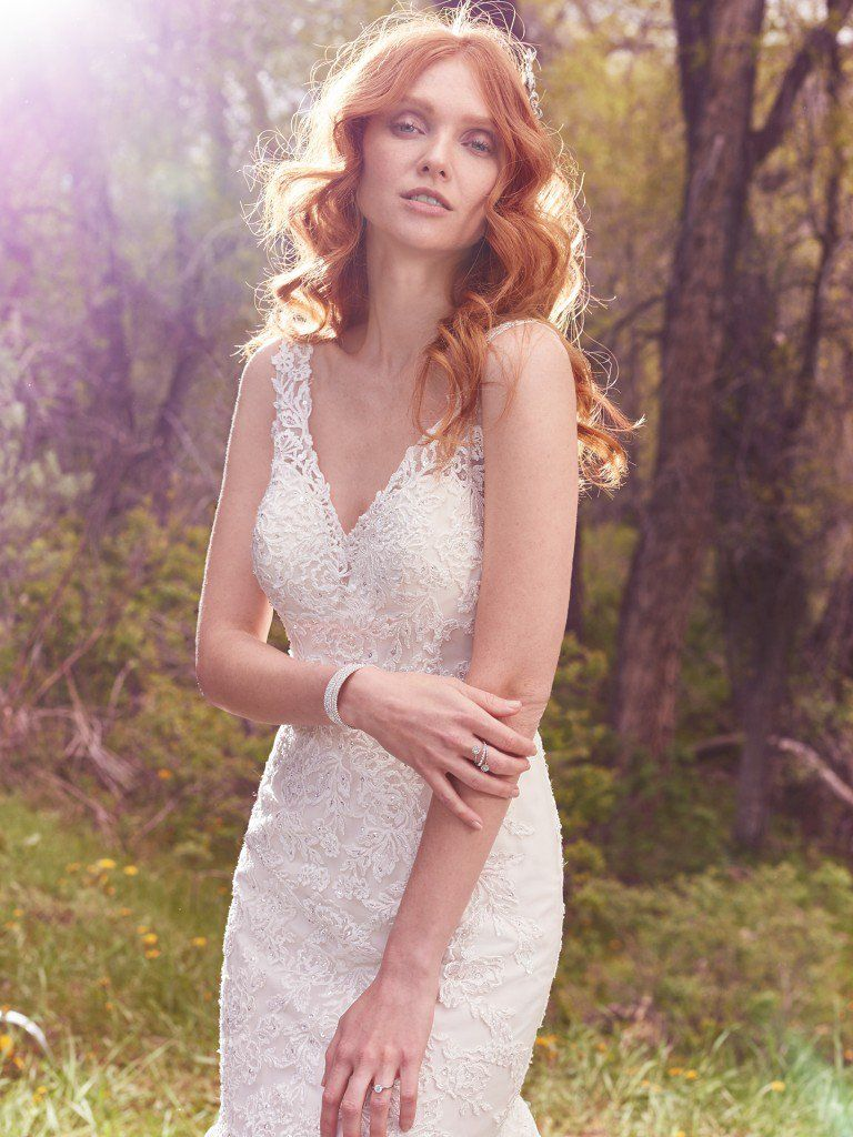 Maggie Sottero Avery Collection - Chardonnay | Maggie Sottero ...