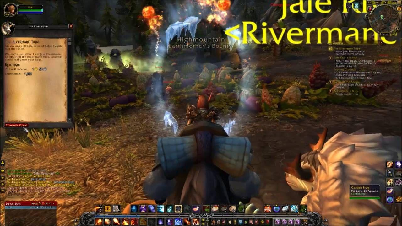 World Of Warcraft 100 til 100 Ep3 Det er begyndt [Danish]