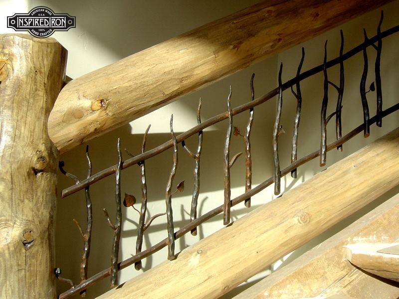 custom log rails
